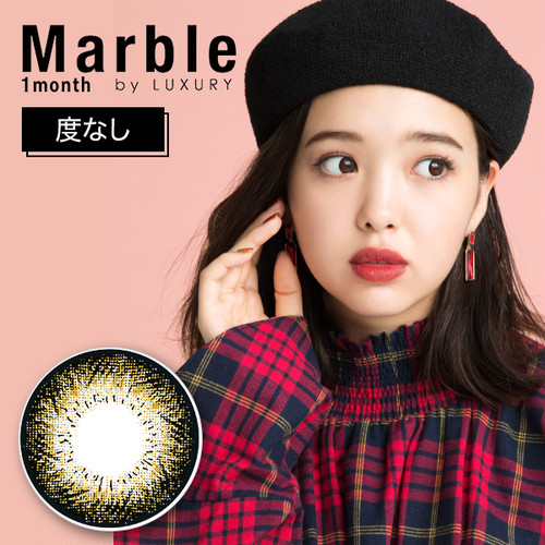 Marble by LUXURY 1month(度なし) キャラメルラテ